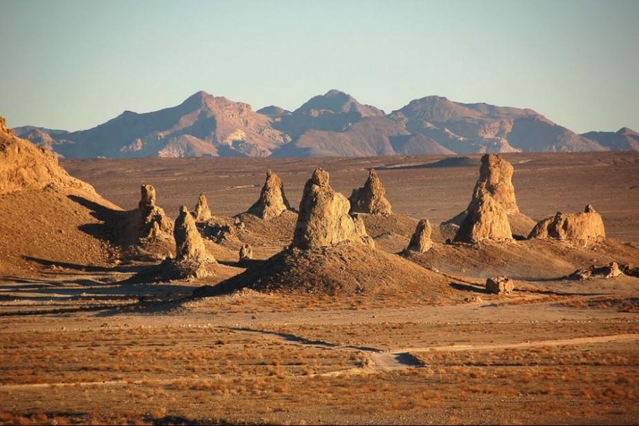 Пост в Пустыне Стивен Фостер 1986